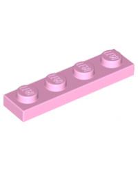 LEGO® Plaat plate 1x4 roos