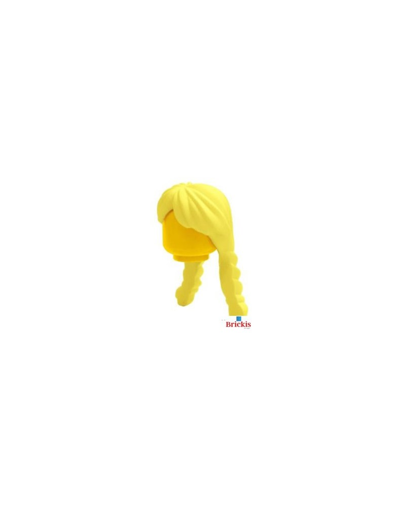 LEGO® cheveux long avec des nattes tressées minifigures