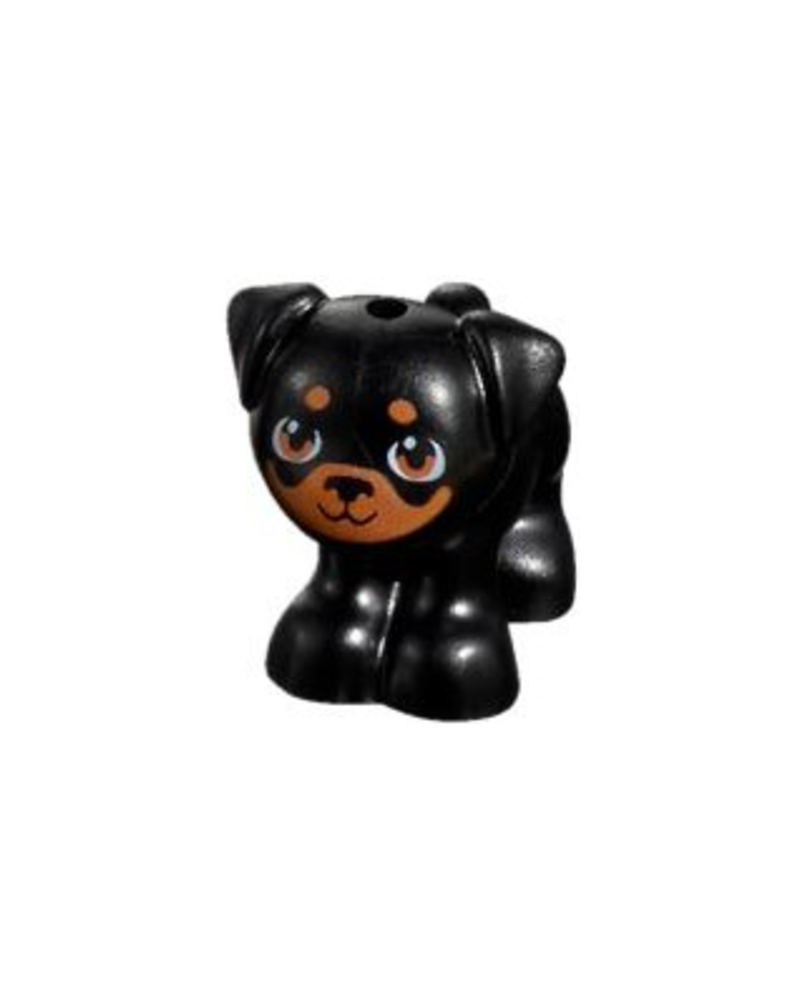 LEGO® Friends Pug negro con lunares Apollo