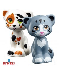 LEGO® Friends 2 cats Chico & Vega