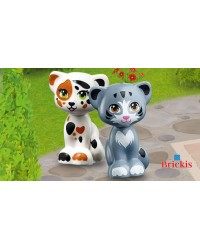 LEGO® Friends 2 katten Chico & Vega