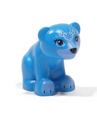 LEGO® Friends Blubeary bear Elves 14732pb04