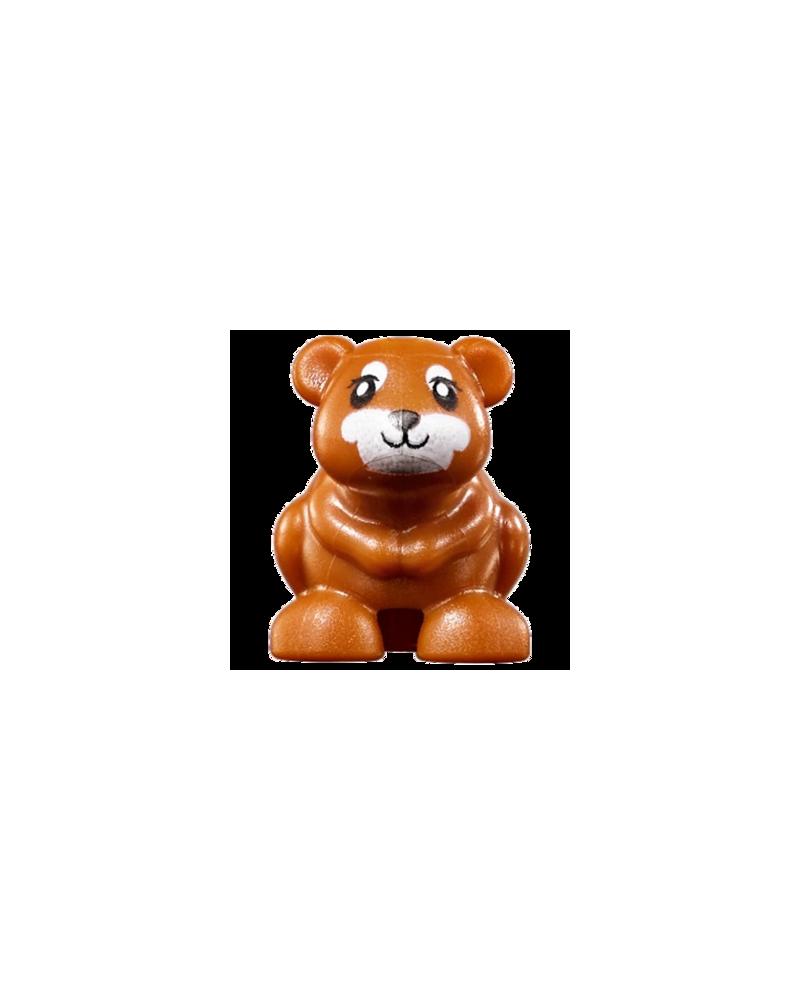 Le hamster LEGO® Friends Gus Heidi Rumble