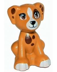 LEGO® hond zittende pup Lara 27986pb02