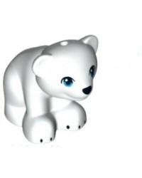 LEGO® Friends witte beer ijsbeer 14732pb03
