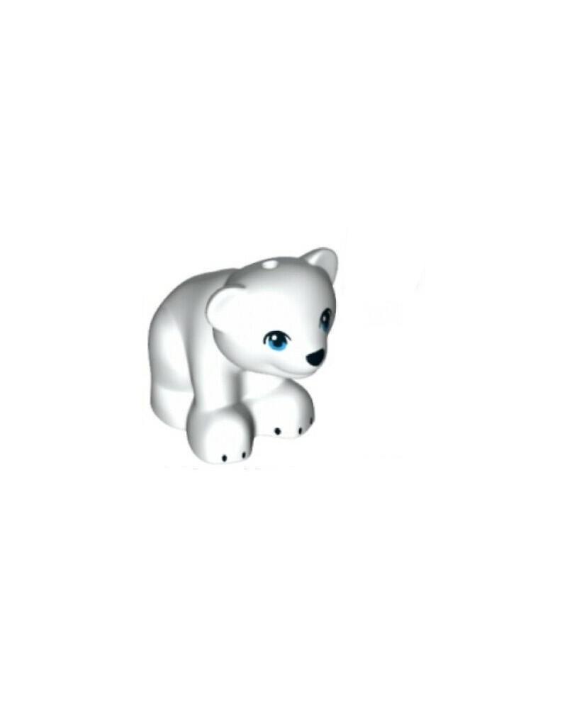 LEGO® Friends oso polar oso blanco