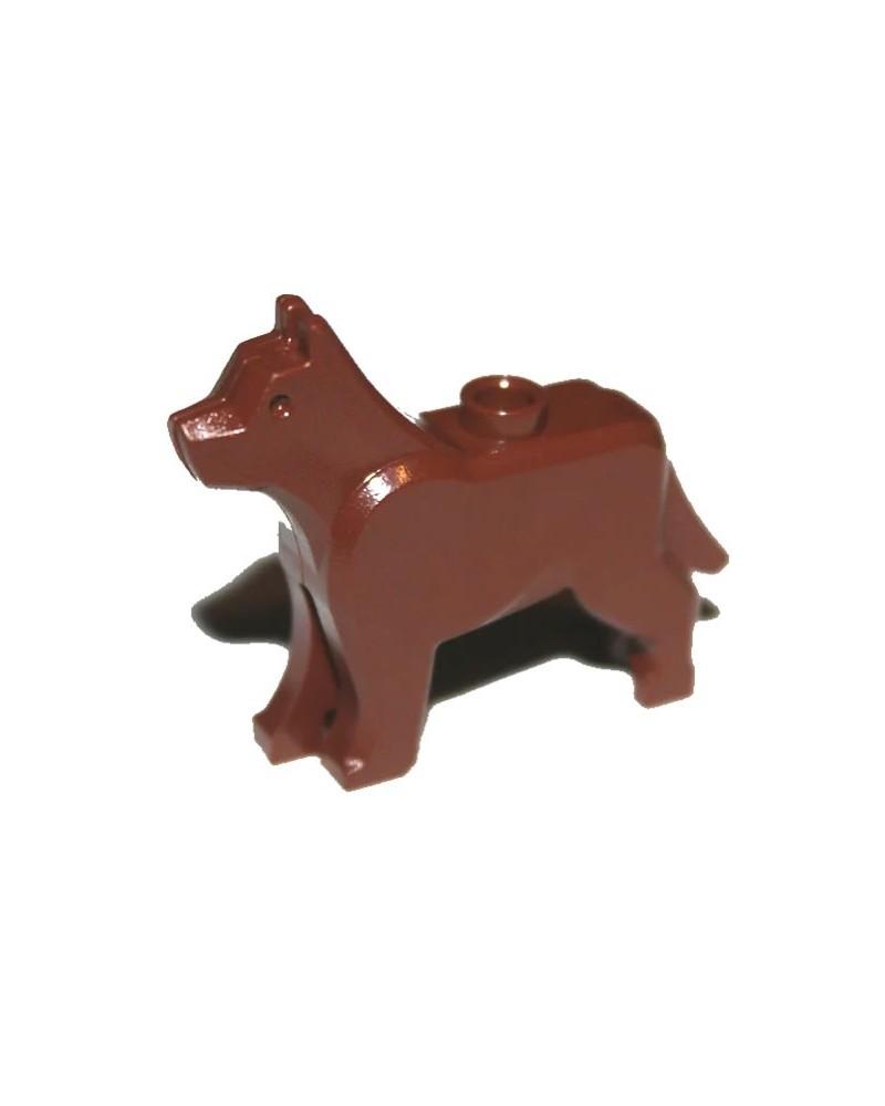 LEGO® Friends Wolf Hund Grim 48812