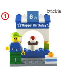 LEGO® Cake topper birthday