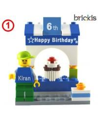 LEGO® Taarttopper verjaardag