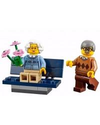 LEGO® minifiguren oma en...