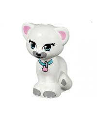 LEGO Cat Elves, Sitting with Medium Azure Eyes 11602pb02