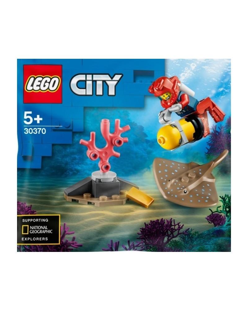 LEGO® City polybag 30370-1 Tiefseetaucher