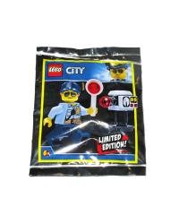 LEGO® Minifigur POLICE + Zubehör Geschwindigkeitsregelung 951910