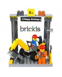 LEGO® Grue Cake topper...