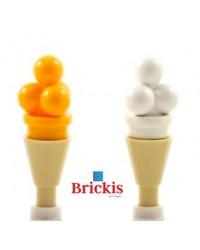 2 Conos de helado de LEGO®