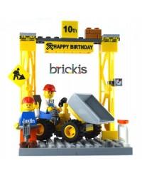 LEGO® dumper Cake topper...
