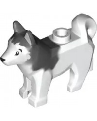 LEGO® Husky chien 16606pb001