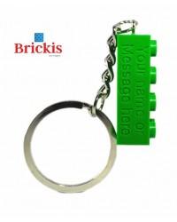 LEGO ® sleutelhanger gepersonaliseerd