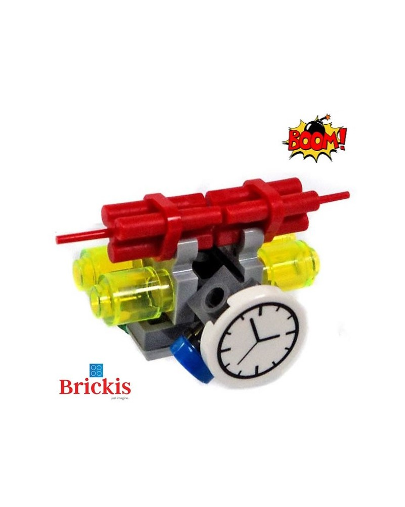 LEGO® Joker DC Loose Time Bomb Accessory