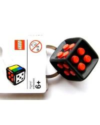 LEGO® Schlüsselbund Brettspiel Würfeln Schlüsselanhanger 2853383
