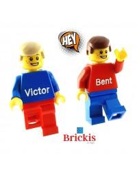 LEGO® minifiguur gepersonaliseerd