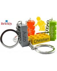 LEGO Schlüsselanhänger personalisiert