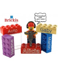 LEGO® steen gepersonaliseerd