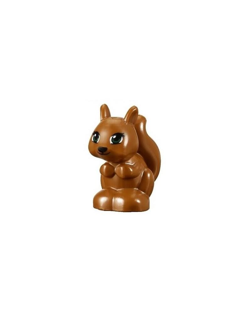 LEGO® eekhoorn donker oranje 11568pb04
