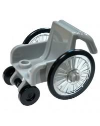 Silla de ruedas LEGO® para minifiguras