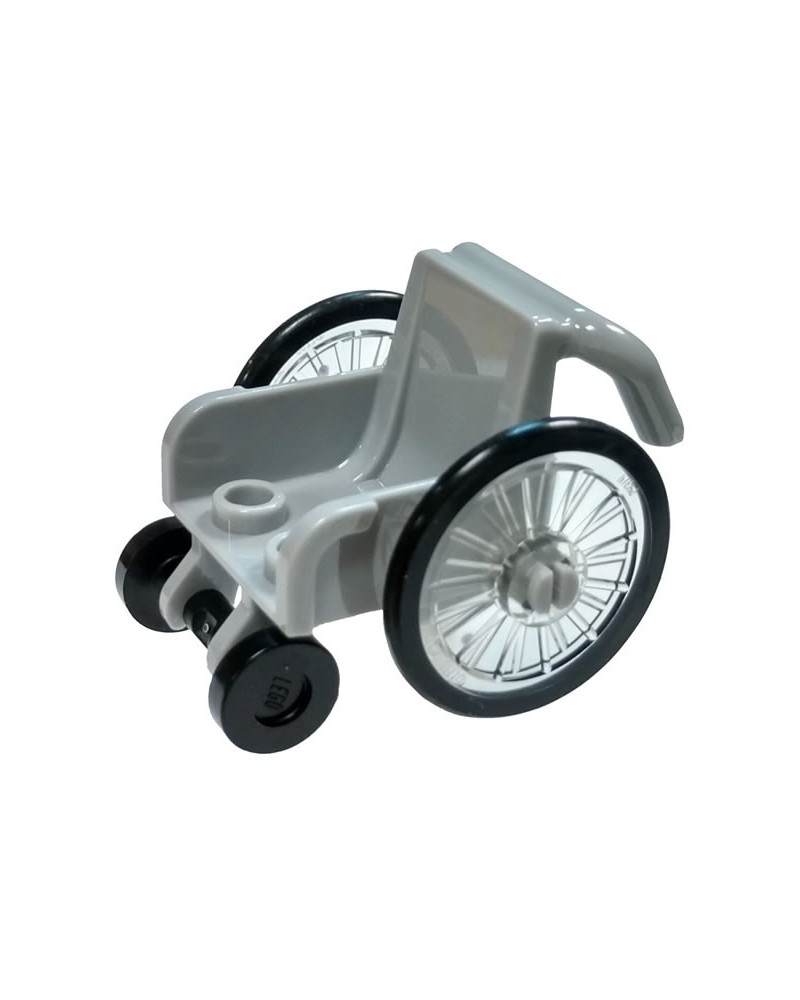 LEGO® wheelchair for minifigures