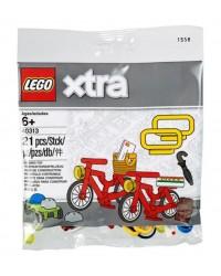 LEGO® polybag Xtra 40313 bicicletas