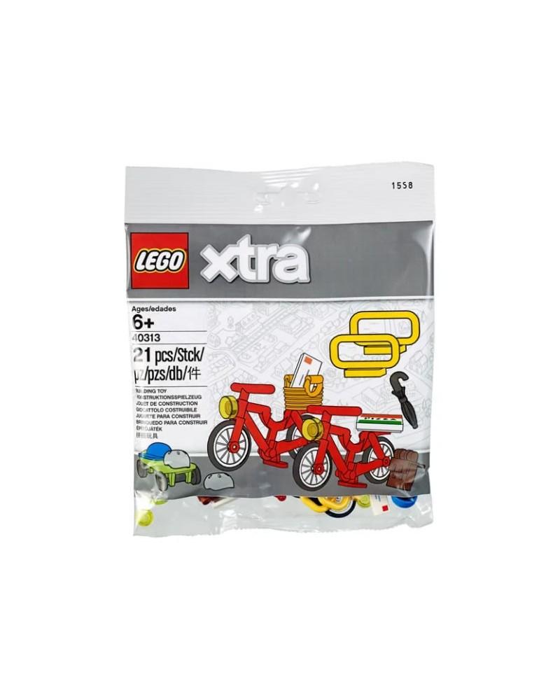 LEGO® polybag Xtra 40313 bicyclettes