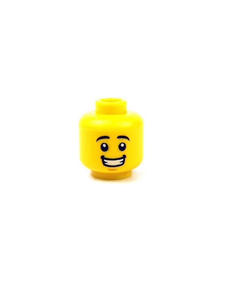 LEGO® tête pour minifigures