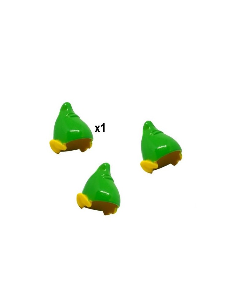 LEGO® 1x Hut für Minifigur mit Elfenohren