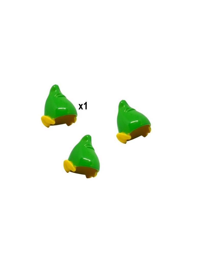 LEGO® Minifigure 1x chapeau avec oreilles d'elfe