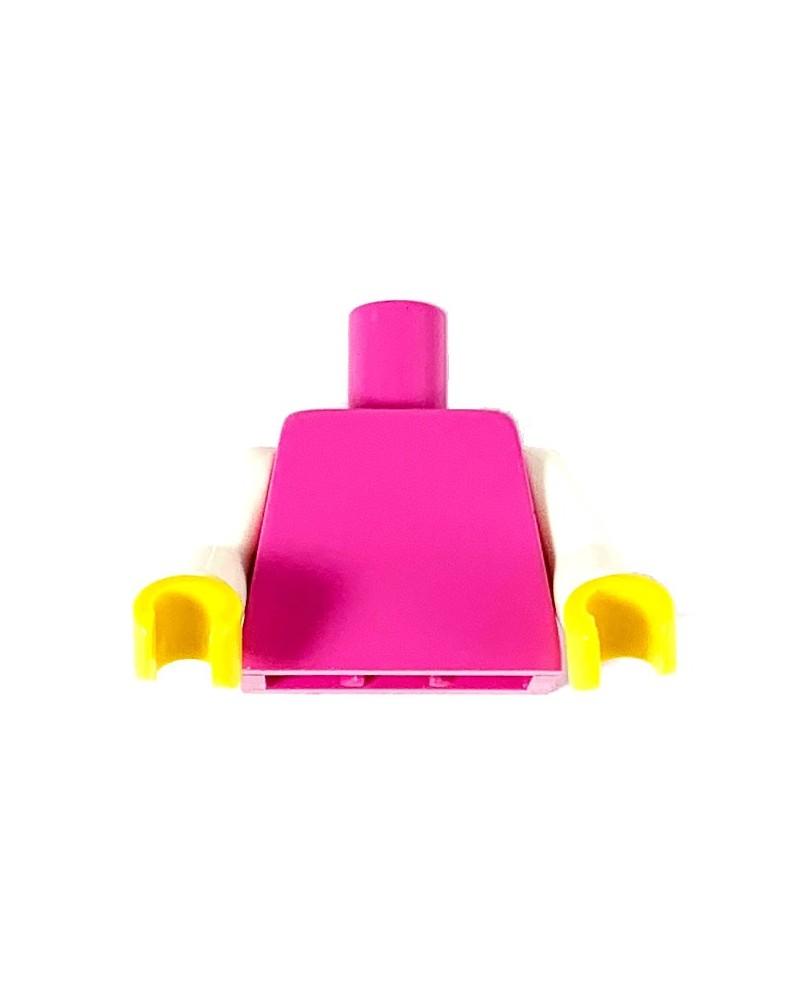 LEGO® torso rose