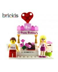 LEGO® Cake topper birthday