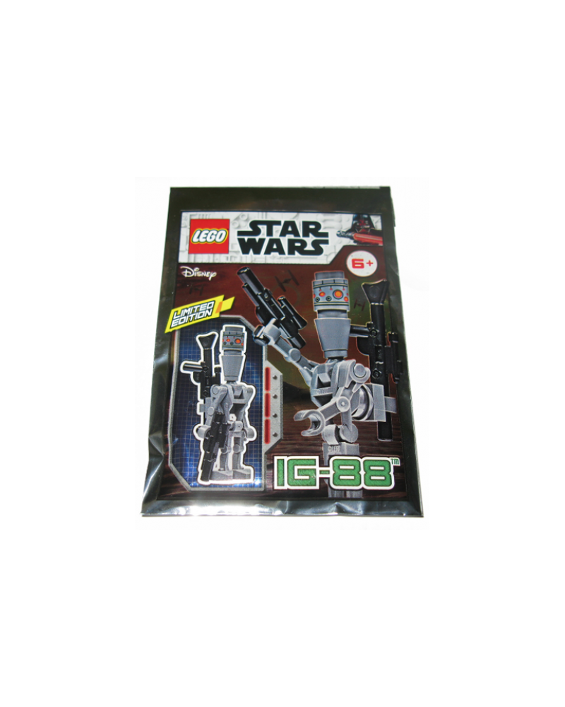 LEGO® Star Wars Ig-88 Original genuine Lego sealed polybag Limited Edition