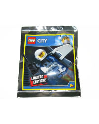 LEGO® Limited Edition POLICE JETPACK 951904 Original genuine Lego sealed