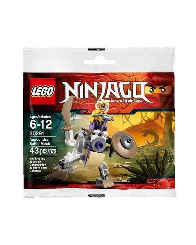 LEGO® NINJAGO Anacondrai Battle Mech 30291 Original genuine Lego sealed