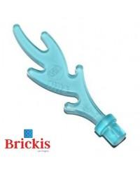LEGO® FLAME 3 cm trans azul claro 10756