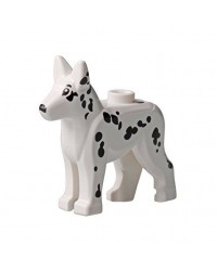 LEGO® dog German Shepherd Alsatian 92586pb03