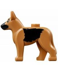LEGO® chien Berger Allemand K9 Police 92586pb04