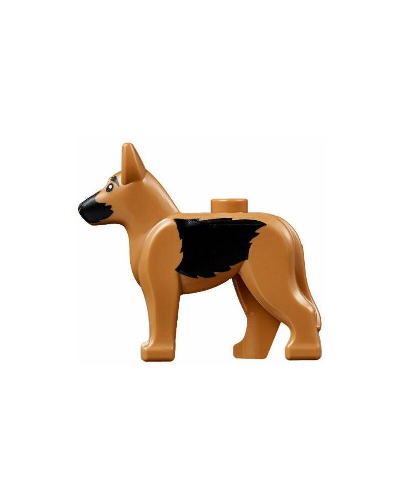 LEGO® dog German Shepherd K9 Police 92586pb04