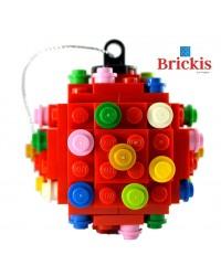 Adorno LEGO® para Navidad o decoración de mesa