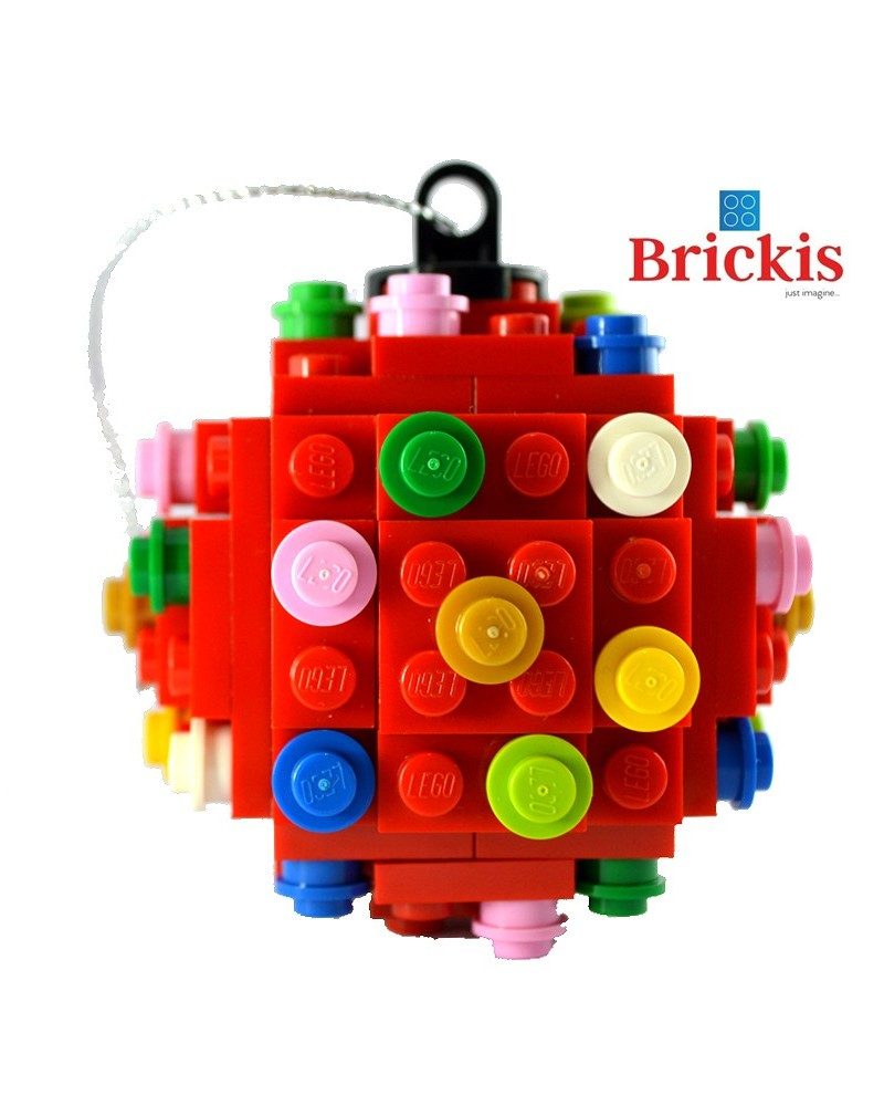 LEGO® ornament for Christmas or table decoration
