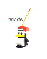 LEGO ® pinguin de Noël