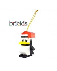 LEGO® Pinguin Weihnachten