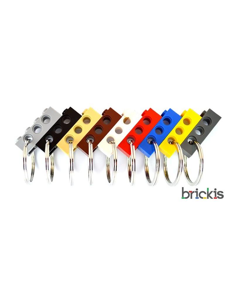 6 LEGO® technic sleutelhangers