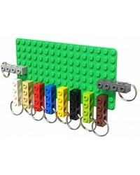 6 LEGO ® technic keychains